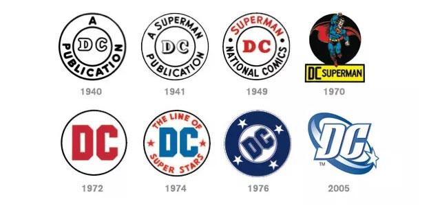 Nouveau logo DC Comics