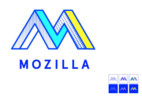 Nouveau logo Mozilla
