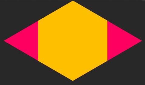 Créer une grille d'hexagones en CSS