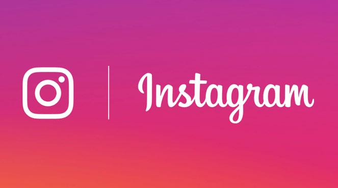 Mise à jour Instagram
