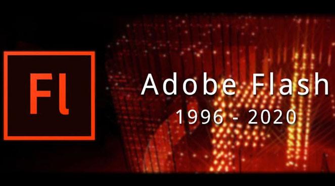 Adobe arrêtera Flash en 2020