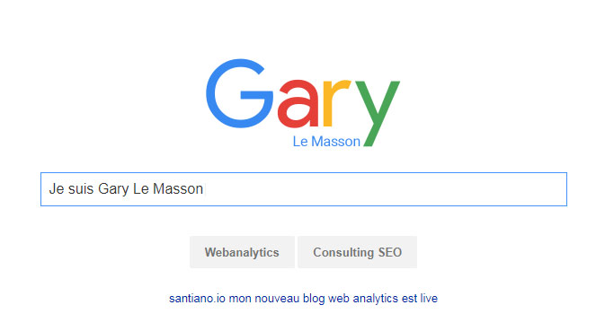 Gary Le Masson